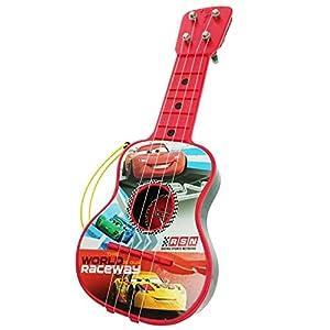 Cars - Guitarra en Estuche, 4 Cuerdas (Claudio Reig 5305.0)