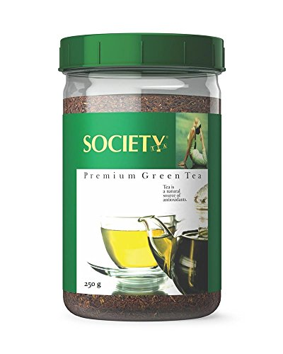 Society Premium Green Tea 250G Jar