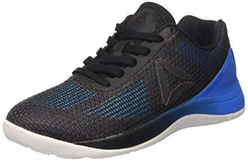 Reebok Crossfit Nano 7.0, Scarpe Sportive Indoor Donna, Nero Beam/Horizon Blue/Black/White/Lead, 38 EU