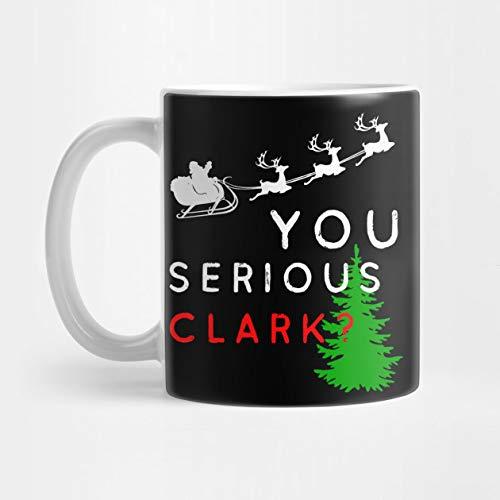 Llynice Sie ernst, Clark Cousin Eddie 324 ML Kaffee-Haferl