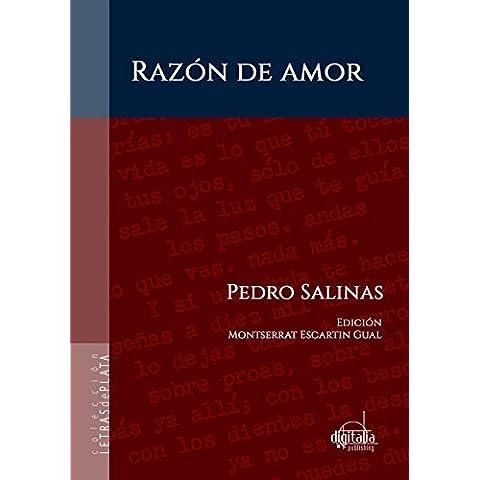 Razón de amor (Letras de Plata Livro 7) (Portuguese Edition)