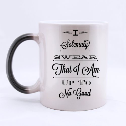2buymore Mug I Solemnly Swear That I Am Up To No Good...