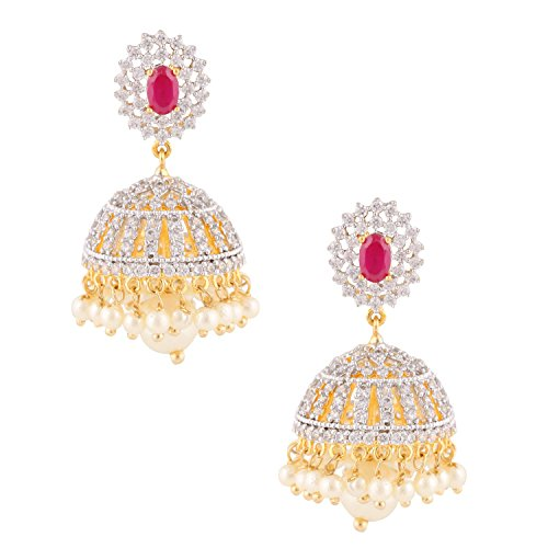 swasti-jewels-damen-american-diamant-cz-fashion-schmuck-traditionellen-ethnischen-perlen-jhumkas-ohr