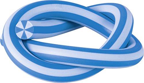 Brunnen 102997033 Radiergummi Schlange Colour Code (33 x 1 cm) blau / azur
