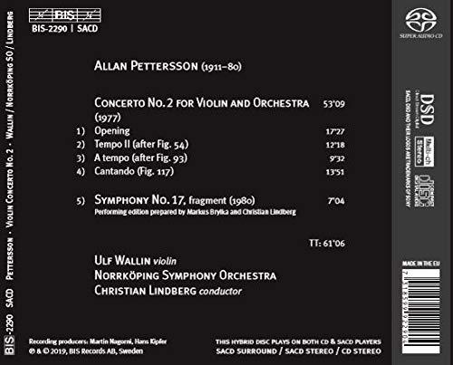 Zoom IMG-2 violin concerto 2