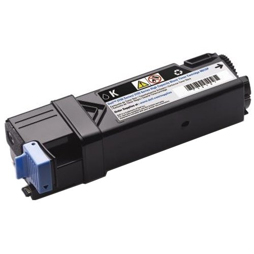 Dell 2150cn/cdn & 2155cn/cdn High Capacity Black Toner - Kit ca. 3.000 Seiten