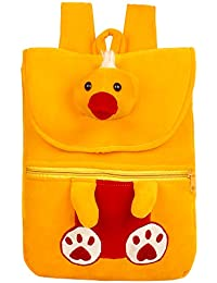 Star Fashion Yellow Duck ChickFace Kids School Bag For Kids Girls Boys Soft Toys Bag Backpack Birthday Gift Picnic...