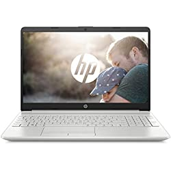 HP - 15-dw0052nf - PC Portable - 15.6'' Full HD IPS - Argent (Intel Core i5-8265U, RAM 4 Go, Disque dur 1 To, NVIDIA GeForce MX110 2 Go, Windows 10) + AZERTY