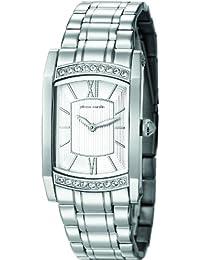 Pierre Cardin Damen-Armbanduhr Pont Des Arts Analog Quarz Edelstahl