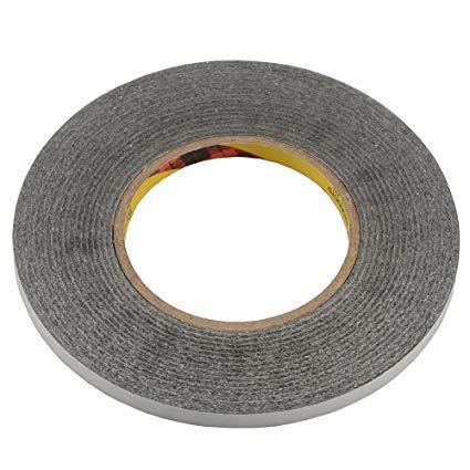 Cinta adhesiva doble cara 5mm 50m largo Original 3M