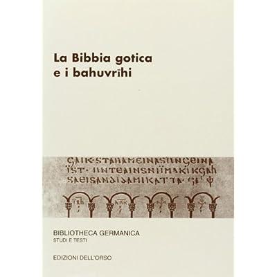 La Bibbia Gotica E I Bahuvrihi Pdf Download Hughmerrick