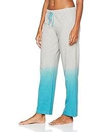 Iris & Lilly Pantalón de Pijama Efecto Teñido para Mujer
