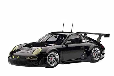 Autoart - 81074 - Véhicule Miniature - Modèle À L'échelle - Porsche 911/997 Gt3 Rsr - 2010 Plain Body - Echelle