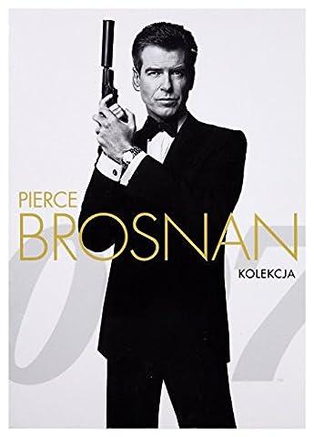 JAMES BOND PIERCE BROSNAN 007 BOND COLLECTION (4 DVD) (BOX)