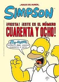 ¡Fiesta! ¡Este es el número cuarenta y ocho! par Matt Groening