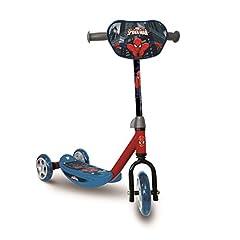 Idea Regalo - Spider-Man Darpeje - 3 Wheels Scooter