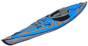 Advanced Elements, AdvancedFrame Expedition Kayak Gonfiabile, Blu
