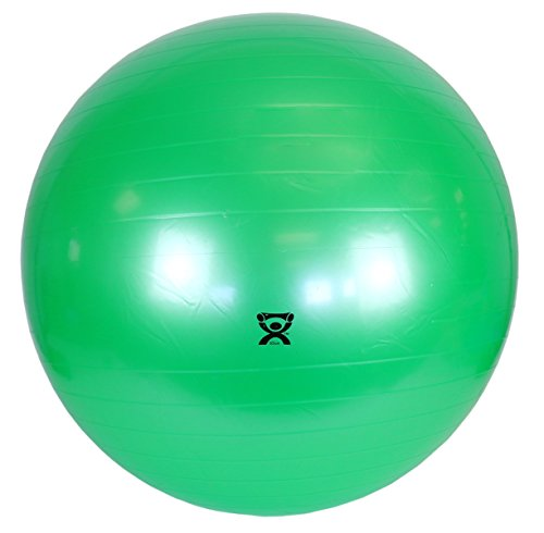 Cando® Gymnastikball, Durchmesser 65 cm, grün