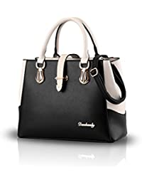 240a8b27a5 Amazon.co.uk: Faux Leather - Top-Handle Bags / Women's Handbags ...