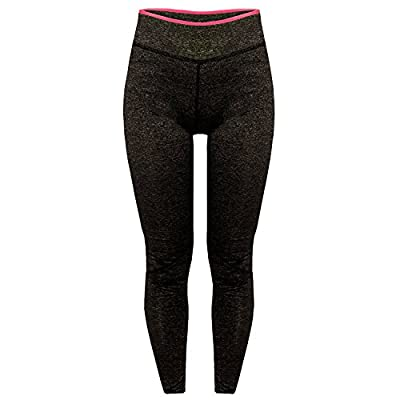 L&K-II Damen Laufhose Training Leggings Strech Fitness Sporthose 4113