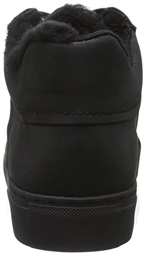 Scarpone Sneaker Bianco Da Donna 33-48822 Scarpone Da Neve Nero (10 / Nero)