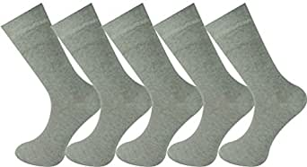 MySocks unisex 5 Paar Packsocken Anthrazit