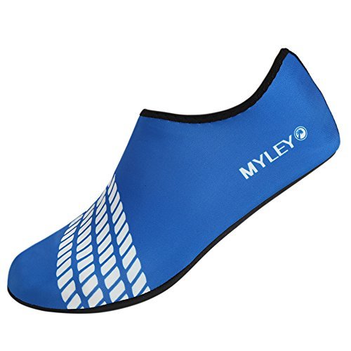 MORESAVE Adult barefoot skin shoes water sport socks summer trainers Beach Swim Surf