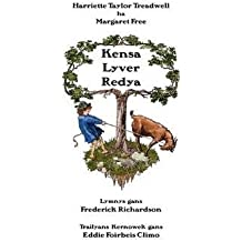 [ [ [ Kensa Lyver Redya (Cornish) [ KENSA LYVER REDYA (CORNISH) ] By Treadwell, Harriette Taylor ( Author )May-01-2009 Paperback