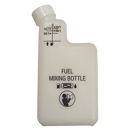 NO NONSENSE HP-120 Ölmischflasche für 2-Takt-Motoren. Zum Mischen von Richtigen Verhältnissen von Benzin und 2-Takt-Öl