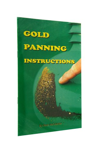 Gold Panning Instructions [Taschenbuch] by Dave McCracken, Dave Mack