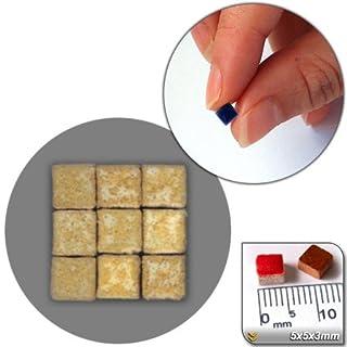 ALEA Mosaic Mosaic-Minis (5x5x3mm), 1.000 pieces, Red ochre, RY01