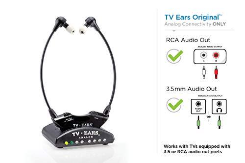 Tv Ears Le Meilleur Prix Dans Amazon Savemoneyes