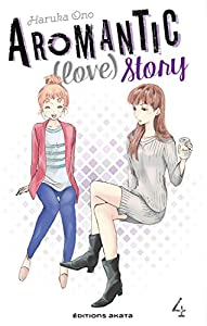 Aromantic (love) story Edition simple Tome 4