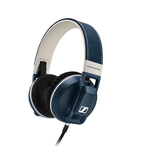 Sennheiser URBANITE XL - Auriculares de diadema cerrados (compatible Samsung Galaxy), denim