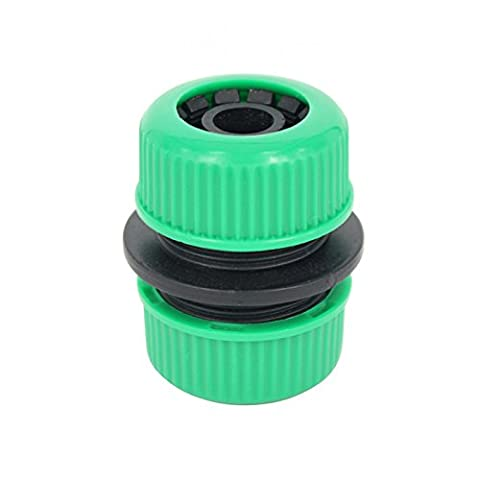 LanLan Garden Hose Extension Joint Hose Quick Repair Connector Repair Joint 1/2 to 1/2