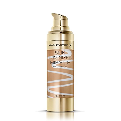 Max Factor Skin Luminizer Foundation, Golden Number 75