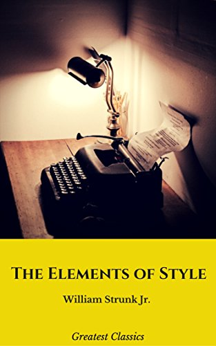 Couverture du livre The Elements of Style