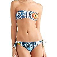 Luckycat Traje de baño, Bikini Push-up Bikini Atractivo de Las Mujeres Traje de baño baño Bikini Sol Playa de baño 2019