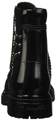 CHIARA BELLINI 552.7502c, Bottes de Pluie femme Noir