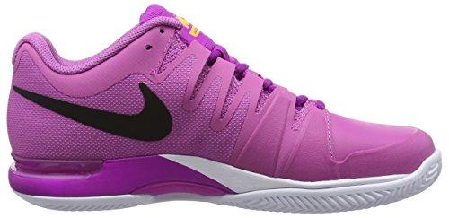 Nike Donna W Zoom Vapor 9.5 Tour Cly scarpe da ginnastica Purple (505 Purple)