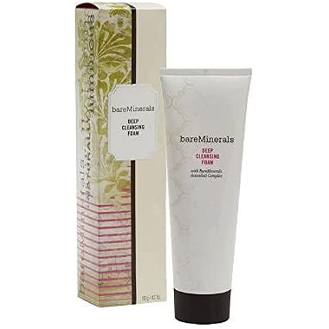 Bare Escentuals Cleanser 4.2 Oz Bareminerals Deep Cleansing Foam For