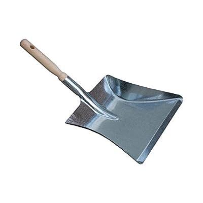Kehrschaufel verzinkt Metall Schaufel