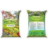 DIVINE TREE Super Grow Organic Cow Manure (25 Kg)