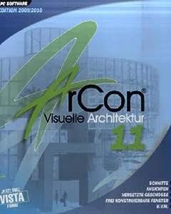 ArCon Visuelle Architektur 11.0. Edition 2008/2009. CD-ROM