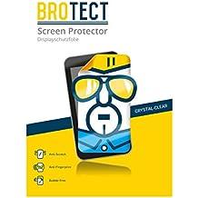 2x BROTECT HD-Clear Láminas de protección para Sigma ROX 6.0 (gran nitidez, repele la suciedad)