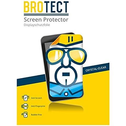 2x BROTECT HD-Clear Láminas de protección para JVC GC-XA2 Adixxion (gran nitidez, repele la