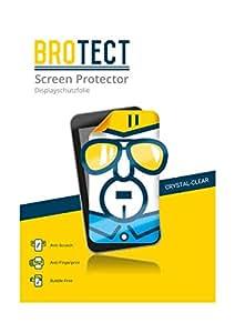 2x BROTECT HD-Clear Film de protection écran pour Micromax Canvas A1 (Surface Cristalline, Facilement Montable)