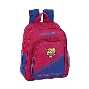 FC Barcelona Corporativa Oficial Mochila Escolar Infantil 270x100x330mm