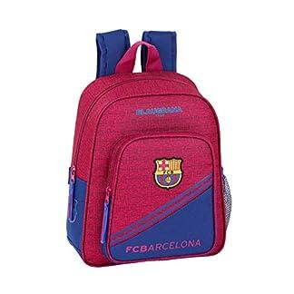 41ZN5Y7JMGL. SS324  - FC Barcelona Corporativa Oficial Mochila Escolar Infantil 270x100x330mm