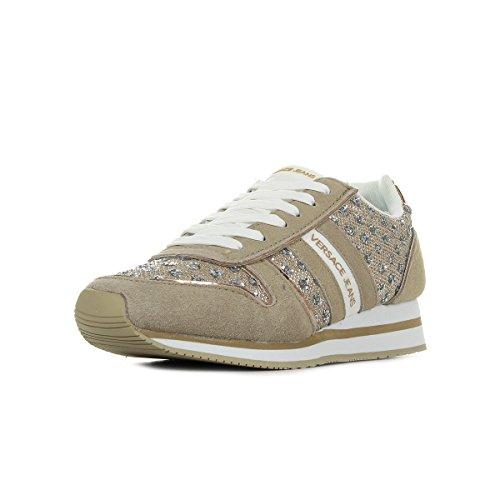 Versace Jeans Linea Fondo Stella Dis1 Suede Glitter Pois Textile  E0VRBSA170028723 2666b568e43